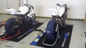 Dan's racebikes